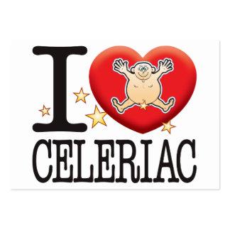 Celeriac Love Man Pack Of Chubby Business Cards
