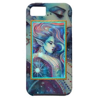 Celesta Faery Fairy Fantasy Art Celestial iPhone 5 Case