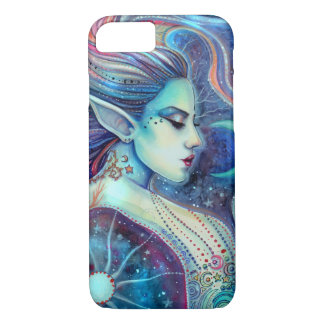 Celesta Faery Fairy Fantasy Art Celestial iPhone 7 Case