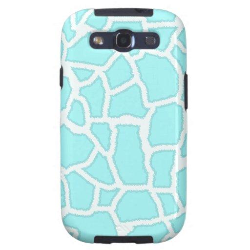 Celeste Giraffe Animal Print Galaxy S3 Cover