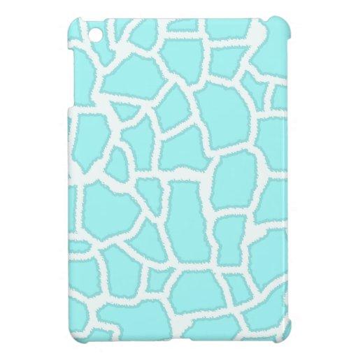 Celeste Giraffe Animal Print Cover For The iPad Mini