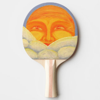 Celestial #2 Ping Pong Paddle