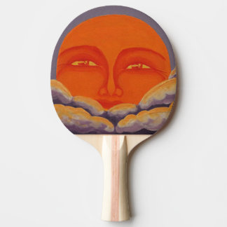 Celestial #4 Ping Pong Paddle