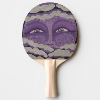Celestial #5 Ping Pong Paddle