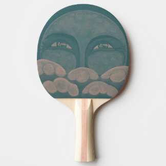 Celestial #8 Ping Pong Paddle