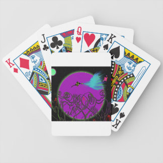 Celestial Battle Bicycle Playing Cards