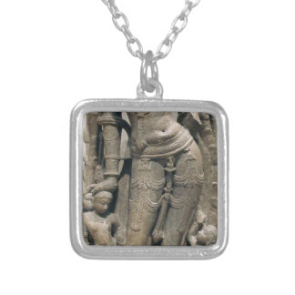 Celestial Beauty (Surasundari) Silver Plated Necklace