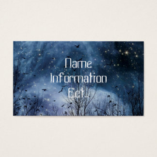 Celestial Dream Business Card