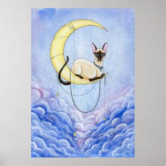 Celestial Dreamer Poster