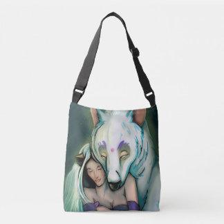 Celestial family crossbody bag
