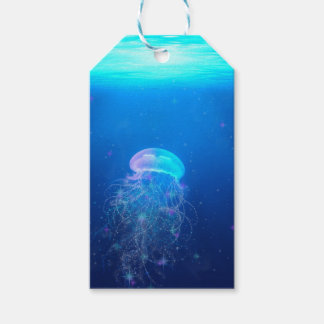 Celestial Jellyfish Gift Tags