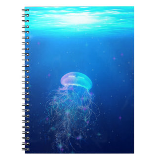 Celestial Jellyfish Notebook