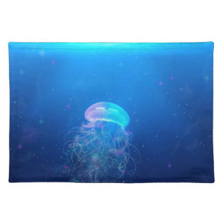 Celestial Jellyfish Placemat