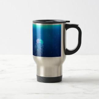 Celestial Jellyfish Travel Mug