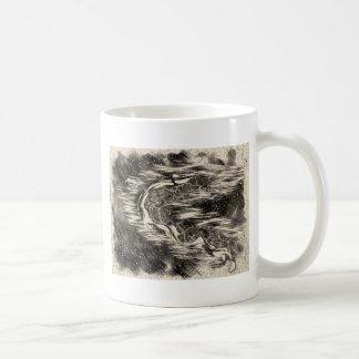 Celestial Man Coffee Mug