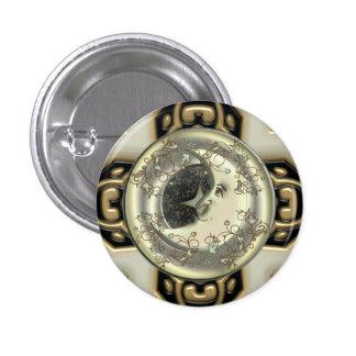 Celestial Moon Buttons