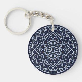 Celestial Night Acrylic Keychain
