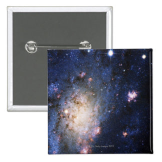 Celestial Objects 2 2 Inch Square Button
