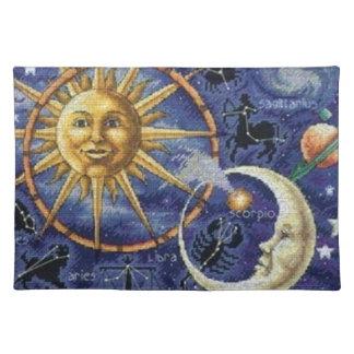 celestial placemat