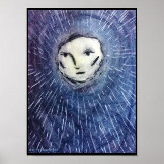 Celestial Print