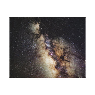 Celestial River Canvas Print