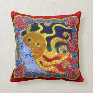 Celestial Rose Pillows