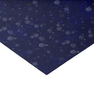 Celestial Snowy Night Tissue Paper