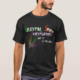 Celestial Spirit Investigators do it in the dark T-Shirt