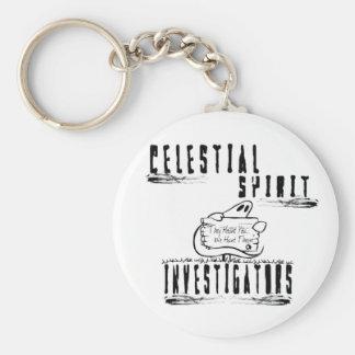 Celestial Spirit Investigators Keychain