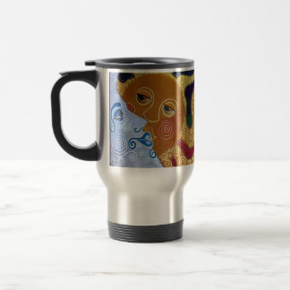 Celestial Stainless Steel Travel Mug