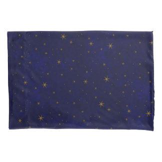 Celestial Starry Night 2 Pair Pillowcase