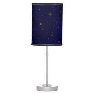 Celestial Starry Night Table Lamp