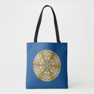 Celestial Sun All-Over-Print Bag