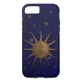 Celestial Sun Moon Starry Night Case-Mate iPhone Case