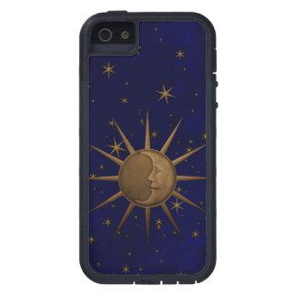 Celestial Sun Moon Starry Night iPhone 5 Cover