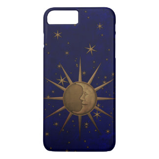 Celestial Sun Moon Starry Night iPhone 8 Plus/7 Plus Case