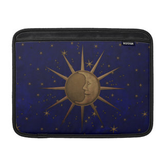 Celestial Sun Moon Starry Night Sleeve For MacBook Air