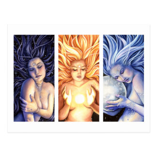 Celestials Postcard