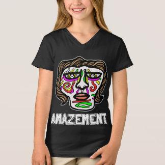 Celestin Girls' V-Neck T-Shirt