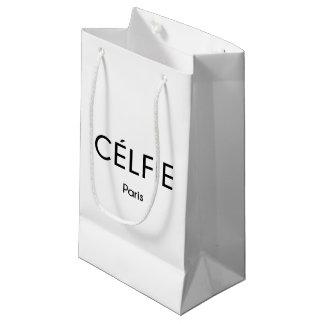 CELFIE Paris Small Gift Bag