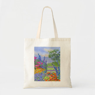 Celia Thaxter Garden at Isle of Shoals Tote Bag