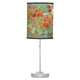 Celia Thaxter's Garden by Hassam Table Lamp