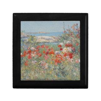 Celia Thaxter's Garden, Isles of Shoals, Maine Gift Box