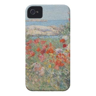Celia Thaxter's Garden, Isles of Shoals, Maine iPhone 4 Case