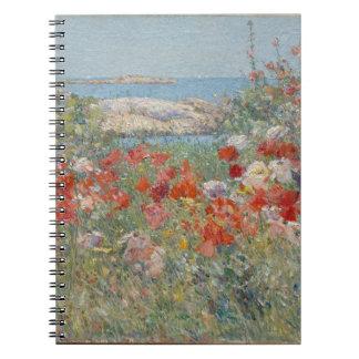 Celia Thaxter's Garden, Isles of Shoals, Maine Notebooks