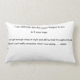 Celiac Fatigue Pillow