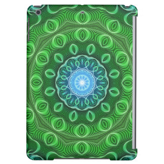 Cell Growth Mandala Cover For iPad Air