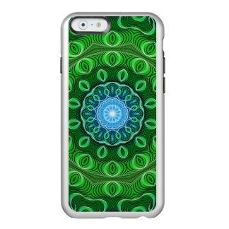 Cell Growth Mandala Incipio Feather® Shine iPhone 6 Case