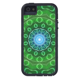 Cell Growth Mandala iPhone 5 Case