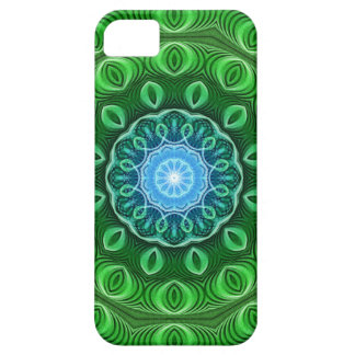 Cell Growth Mandala iPhone 5 Cases